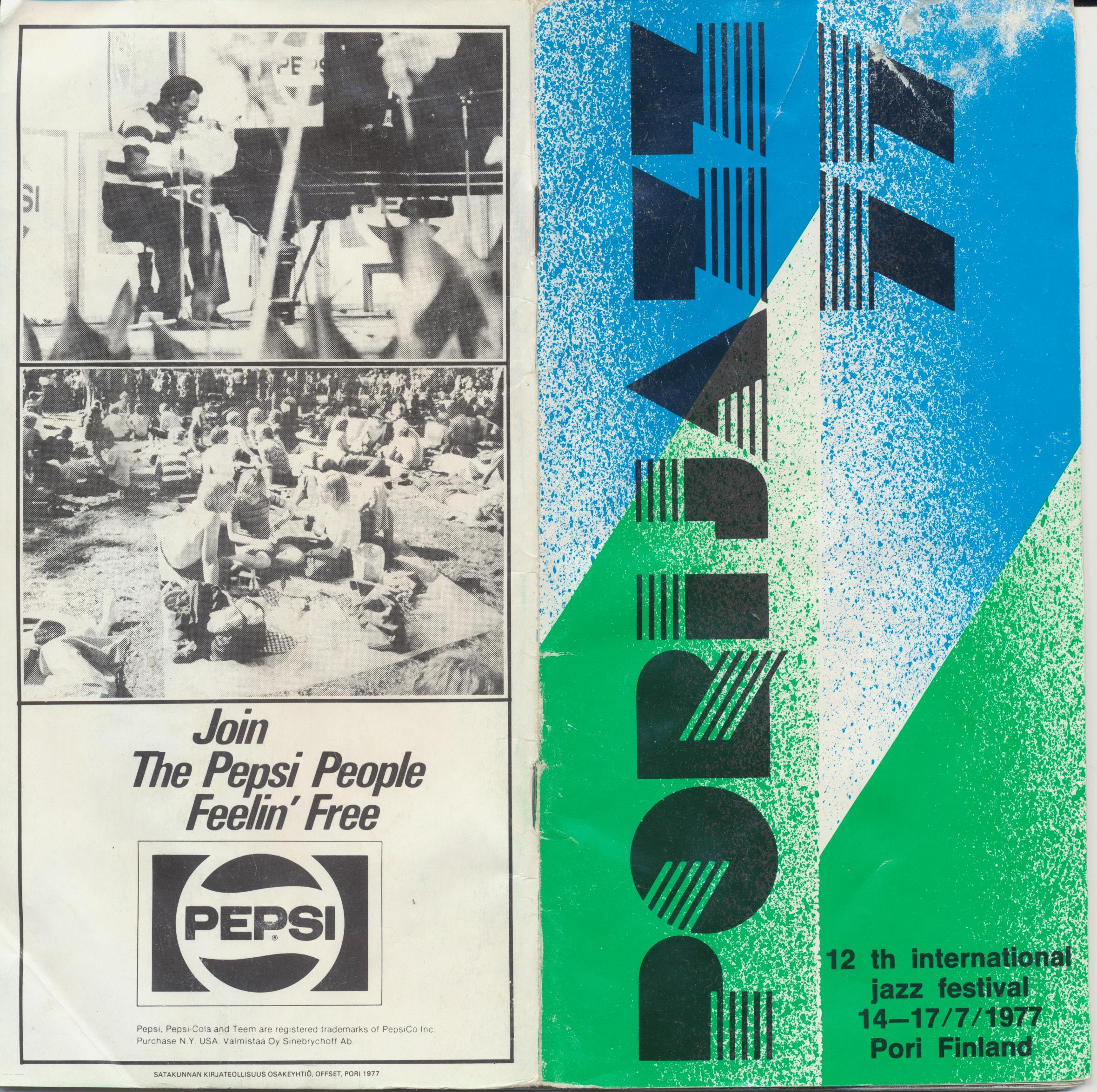 Sateinen jazzkesä 1977 - Kerro Museolle